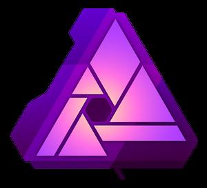 Affinity Photo software logo