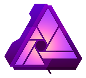 Affinity Photo software logo